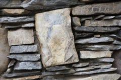 Rocky, stony texture photo Stock Images