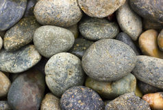 Rocky, stony texture Royalty Free Stock Photography