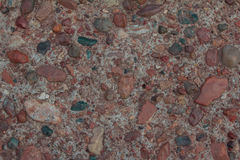 Rocky surface Royalty Free Stock Photography