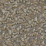 Rocky Surface. Seamless Tileable Texture. Stock Photos