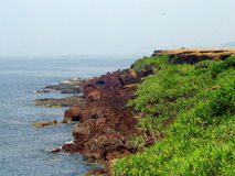 Rocky terrain Stock Image