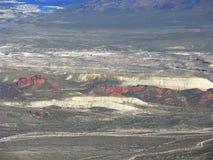 Rocky terrain of Nevada Royalty Free Stock Image