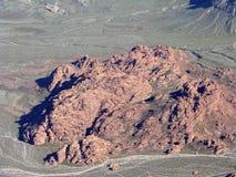 Rocky terrain of Nevada Stock Photos