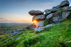 Rocky Tor Royalty Free Stock Photos