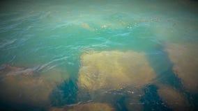 Rocky Water Immagini Stock
