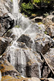 Rocky Waterfall Stock Photo