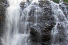 Rocky Waterfall Royalty Free Stock Photography