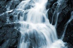 Rocky Waterfalls Stock Photography