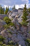 Rocky Wyoming State Stock Photo