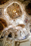 Rococo chandelier Stock Photos