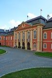 Rococo chateau Stock Photo