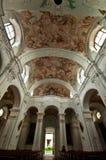 Rococo Church Kirchberg of Bad Hall Stock Photos