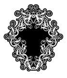 Rococo frame I Stock Photo