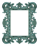 Rococo frame Stock Images