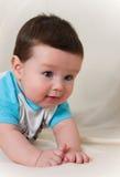 1 roczniak chłopiec w koszulce Obrazy Stock