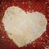 rocznic dat dzień grunge kierowych miłości wiadomości pożytecznie valentines ilustracja wektor