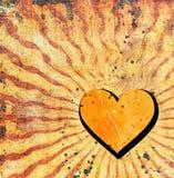 rocznic dat dzień grunge kierowych miłości wiadomości pożytecznie valentines royalty ilustracja
