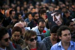 Rocznica Armeński ludobójstwo zdjęcia royalty free