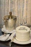 rocznica szczęśliwa Zdjęcia Royalty Free