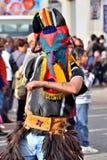 Rocznicowy przyjęcie Dla Edukacyjnej jednostki w Otavalo, Ekwador Obrazy Royalty Free