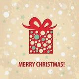 Roczników boże narodzenia i Szczęśliwy nowego roku wakacje ilustracji