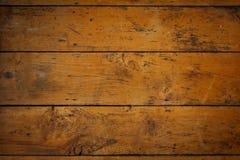 Roczników floorboards dżdżownicy drewniana winieta Obraz Stock