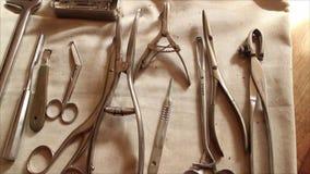 Roczników Medyczni instrumenty - Znakomity Zasięrzutny Wirowy Dolly zbiory