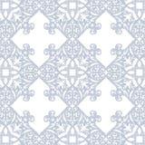 Roczników rokoko ornamentu Barokowy wzór Zdjęcie Stock