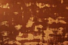 Rocznik będący ubranym ścienny tło Obrazy Royalty Free