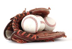 rocznik baseballu zdjęcia royalty free