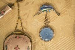 Rocznik biżuteria zdjęcia stock