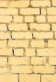 Rocznik cegły tło Obraz Stock