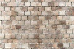 Rocznik cegły tekstura Fotografia Royalty Free