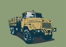 Rocznik ciężarówka Zdjęcia Stock