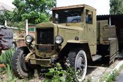 Rocznik ciężarówka Zdjęcia Royalty Free