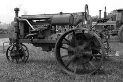 rocznik ciągnika Fotografia Royalty Free