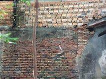 Rocznik ściana Obrazy Stock