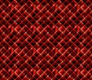 Rocznik czerwieni tło Obraz Royalty Free