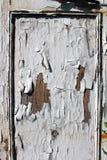 Rocznik drewniana ściana jeden Obrazy Stock