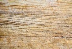 Rocznik drewniana tnąca deska z udziałami narysy Zdjęcie Stock