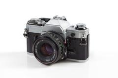 1950 rocznik ekranowa kamera Obraz Royalty Free