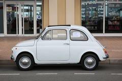 Rocznik Fiat 500 Zdjęcie Stock