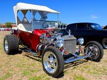 Rocznik Ford Uliczny Rod 2 Zdjęcia Stock
