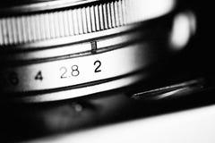 Rocznik fotografii kamera Zdjęcie Stock