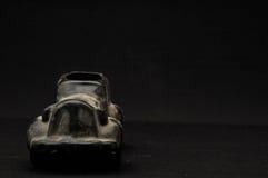 Rocznik gliny samochodowy model Zdjęcia Stock