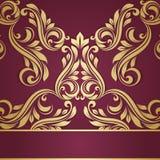 Rocznik granica Obrazy Royalty Free