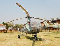 rocznik helikoptera Zdjęcia Royalty Free