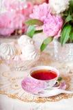 Rocznik herbata zdjęcie royalty free