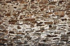 Rocznik istna tekstura kamienna ?ciana obrazy stock