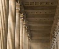 Rocznik kolumn architektura Zdjęcia Royalty Free